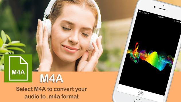 MP3 Audio Converter:MP3:MP3 format changer screenshot 3