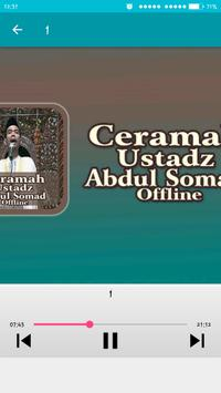 Ceramah Ust Abdul Somad Offline screenshot 1