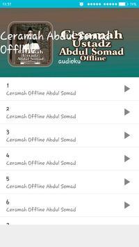 Ceramah Ust Abdul Somad Offline screenshot 3