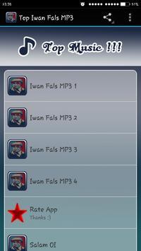 Top Iwan Fals MP3 screenshot 3