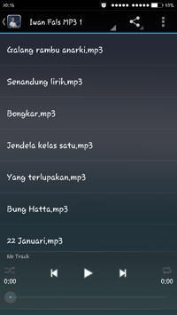Top Iwan Fals MP3 screenshot 4