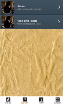 The Final Problem (audiobook) apk screenshot