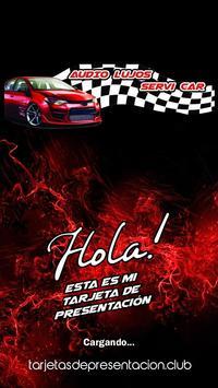 Audio Lujos Servicar poster
