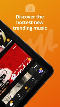 Audiomack - Download New Music apk स्क्रीनशॉट
