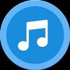 Muziekspeler - mp3-speler-icoon