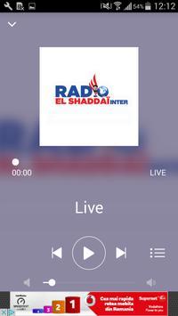 EL Shaddai Inter screenshot 1