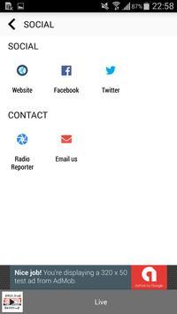 252 Radio apk screenshot