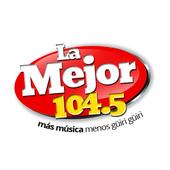 LA MEJOR 104.5FM icon