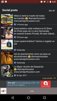 LA MEJOR 104.5FM apk screenshot
