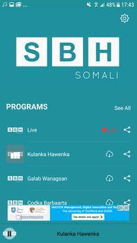SBH Radio apk screenshot