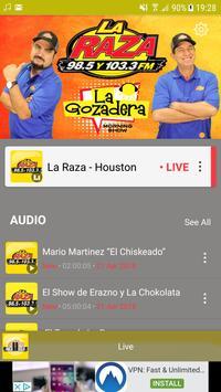 La Raza - Houston screenshot 1