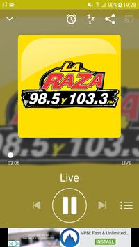 La Raza - Houston screenshot 2