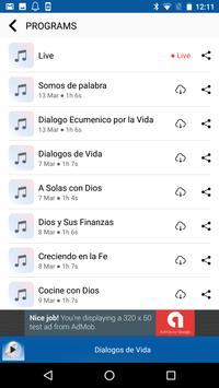 Radio Maria Miami screenshot 4