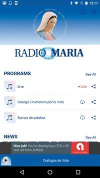 Radio Maria Miami poster