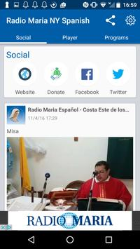 Radio Maria Costa Este apk screenshot