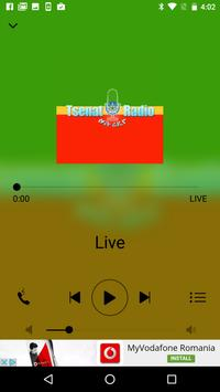 Tsenat Radio screenshot 2