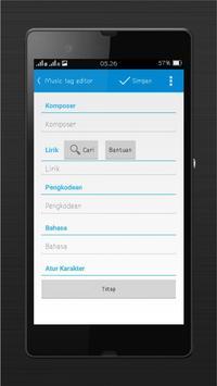 Tagger - Music Tag Editor screenshot 5