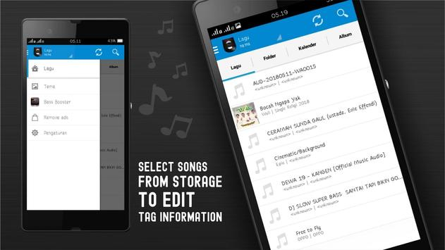 Tagger - Music Tag Editor screenshot 1