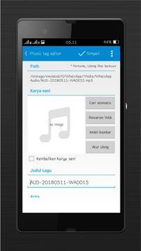 Tagger - Music Tag Editor screenshot 2