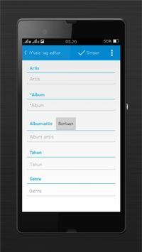 Tagger - Music Tag Editor screenshot 3
