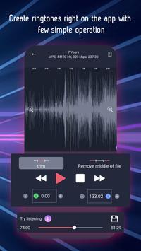 Music Player - Mp3 Player & Offline Music स्क्रीनशॉट 4