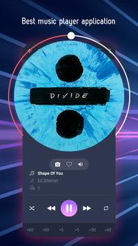 Music Player - Mp3 Player & Offline Music स्क्रीनशॉट 5