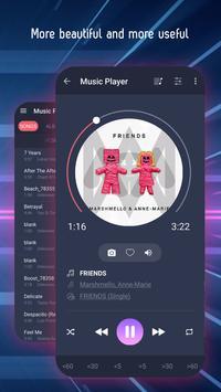 Music Player - Mp3 Player & Offline Music स्क्रीनशॉट 8