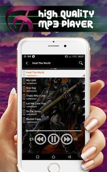 Skull Mp3 Player apk screenshot