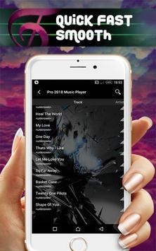 Pro 2018 Music Player apk screenshot