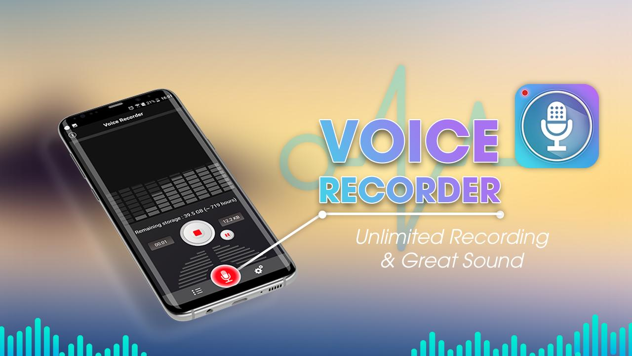 Smart Audio Recorder: Digital voice recorder for Android - APK Download