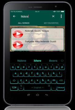 Lagu Rohani Jawa screenshot 18