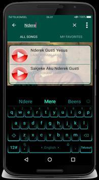 Lagu Rohani Jawa screenshot 2