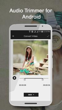 Music Trimmer for Android apk screenshot