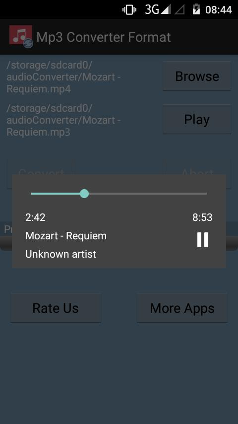 Mp3 Converter Format for Android - APK Download