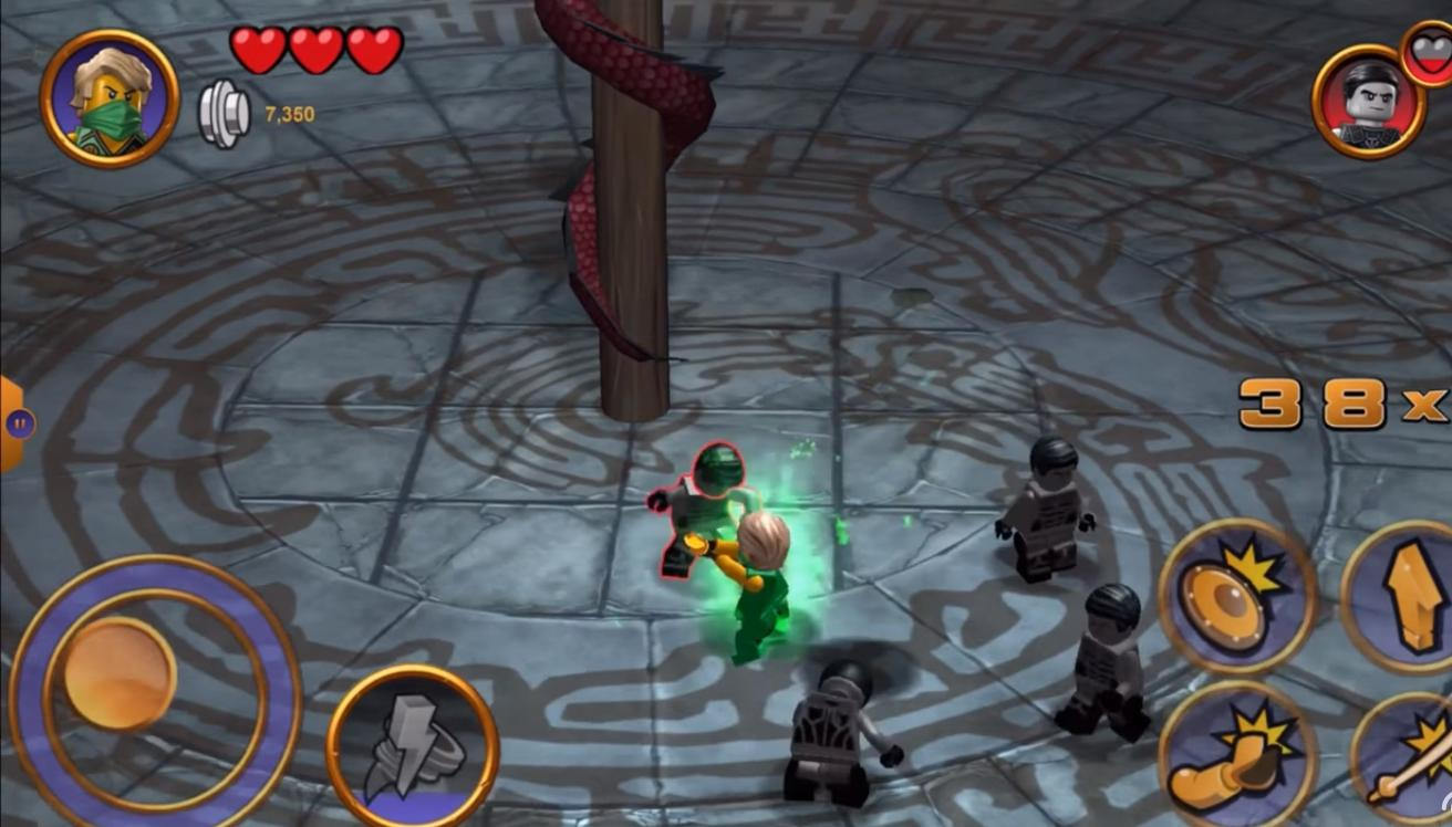 Download Ninjago Tournament For Android