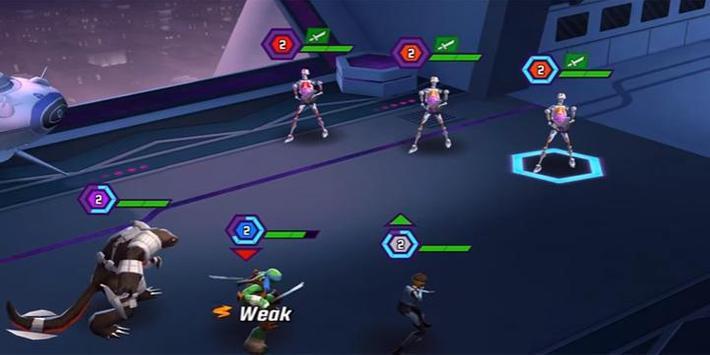 Guide for Ninja Turtle Legends screenshot 1