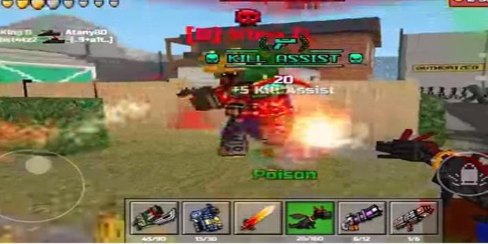 Guide for Pixel Gun 3D screenshot 2