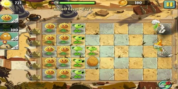 Guide for Plants Vs Zombies 2 Ekran Görüntüsü 1