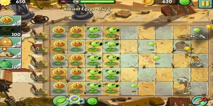 Guide for Plants Vs Zombies 2 Ekran Görüntüsü 2