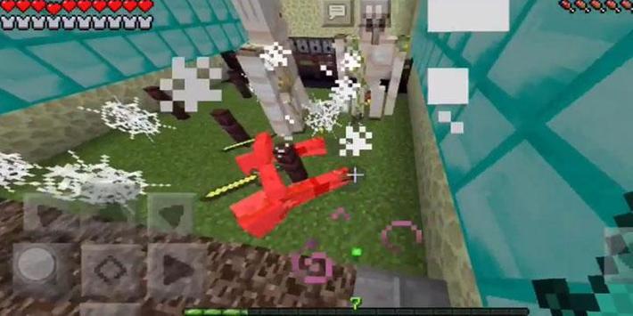 Guide for Blocks vs Zombies map for MCPE apk screenshot