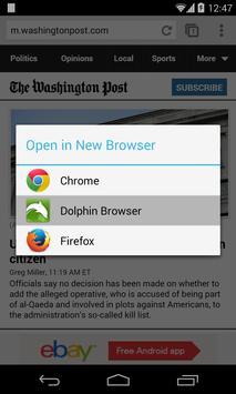 Browser Switch screenshot 3