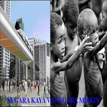 NEGARA KAYA VS NEGARA MISKIN poster