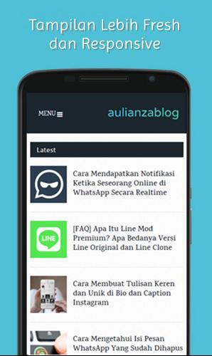 Aulianza Blog For Android Apk Download