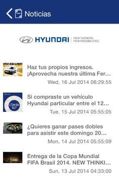 Hyundai screenshot 1