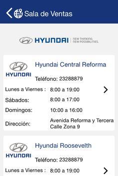 Hyundai screenshot 2