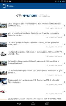 Hyundai screenshot 5