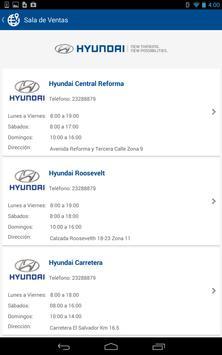 Hyundai screenshot 6