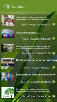 GRUPO PROMOAGRO, S.A. screenshot 1