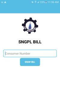 Sui Gas Bill Checker screenshot 2
