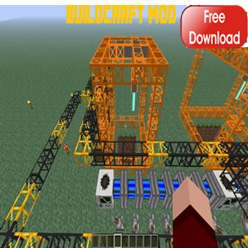 Build Craft Mod for MCPE screenshot 1